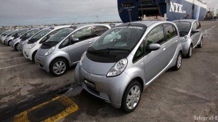 Mitsubishi отказалась от производства электрокара i-MiEV: причины