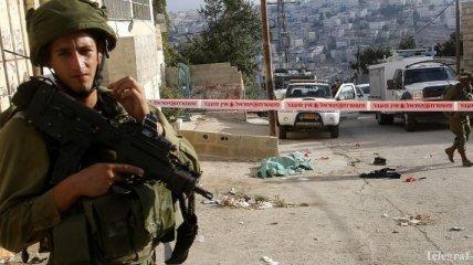 Палестинца убили при попытке нападения на израильского военного