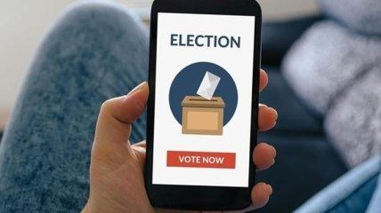 Дубилет назвал преимущество электронных выборов