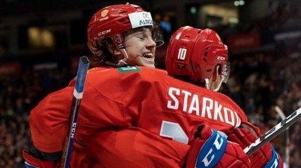 Хоккей. Россия вышла в полуфинал МЧМ-2019, где сыграет против США