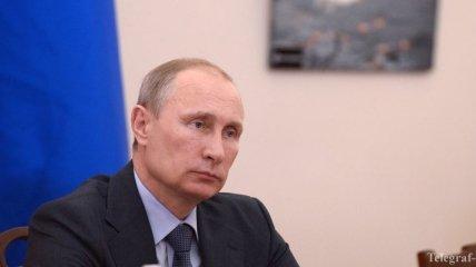 """Путин отправится в Австрию для обсуждения """"Южного потока"""""""