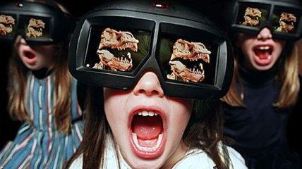 3D-экран, для которого не требуются очки