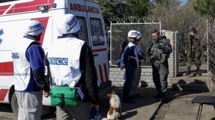 Миссия ОБСЕ заметила увеличение вооруженных людей в Дебальцево