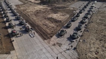 У Шойгу похвастались видео военных учений в оккупированном Крыму