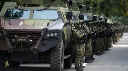 Армія Сербії