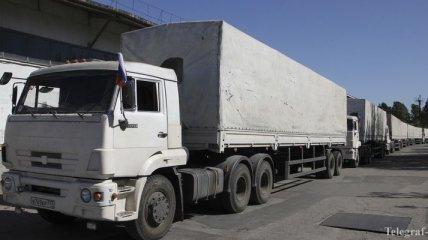 МЧС РФ готовит одинадцатый гумконвой на Донбасс