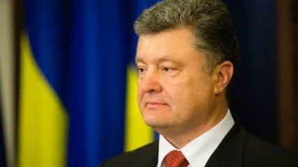 """Порошенко считает """"киборгов"""" символом Украины, которую невозможно победить"""