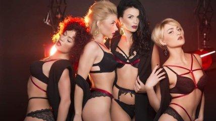 Самая сексапильная украинская группа поделится секретами своих тел