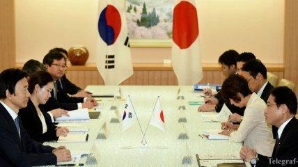 Япония, Китай и Южная Корея встретились из-за КНДР