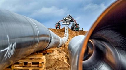 Газопровод обещают пустить в работу уже 1 октября