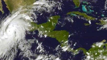 """Ураган """"Патрисия"""" стал самым мощным в истории наблюдений"""