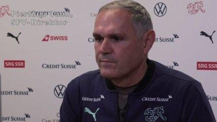 Директор сборной Швейцарии обрушился обвинениями в адрес украинцев из-за сорванного матча Лиги наций