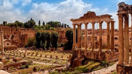 Раскрыт генетический секрет Древнего Рима