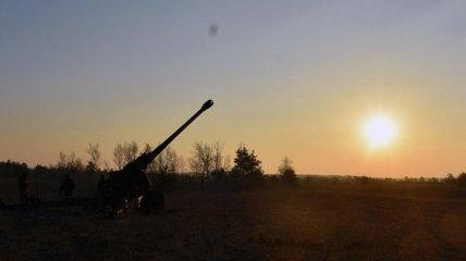 В Днепропетровской области провели полевые учения