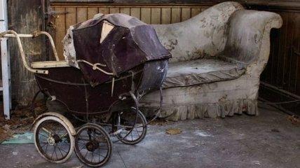 Заброшенное поместье британского писателя Джона Мильтона (Фото)