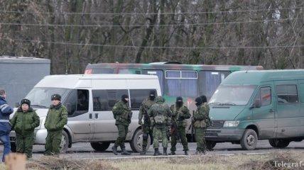 Боевики ограничивают возможность выезда бюджетникам из ОРДЛО