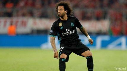 Марсело негативно высказался относительно видеоповторов в футболе