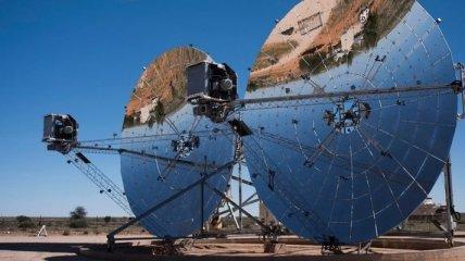 Как работает самая эффективная солнечная система в мире