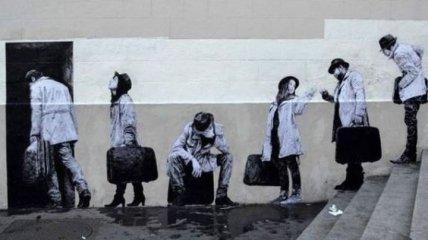 Впечатляющие уличные рисунки со всего мира (Фото)