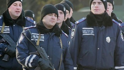Запорожские милиционеры на блокпостах изъяли гранатометы и патроны