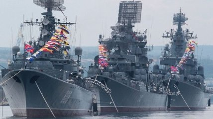 Латвия зафиксировала корабли РФ вблизи своих границ