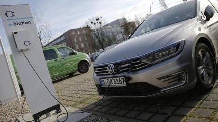 В Германии покупателям электромобилей будут доплачивать 4 тысячи евро