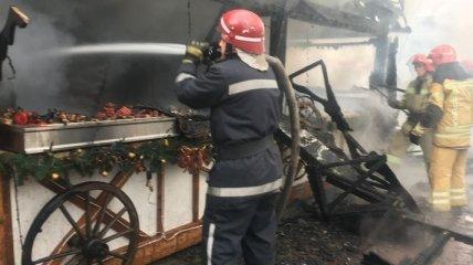 Взрыв во Львове: Работа всех рождественских ярмарок приостановлена