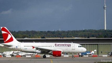 Лоукостер Eurowings отменяет более 170 рейсов