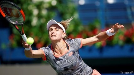 Цуренко уступила Халеп и покинула турнир WTA в Дубае
