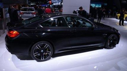 BMW M4 Coupe публично дебютировал на автосалоне в Детройте