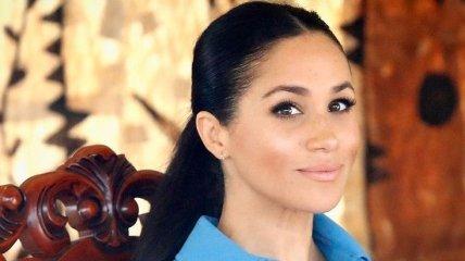 Герцогиня или нет? Меган Маркл раскритиковали за использование королевских титулов