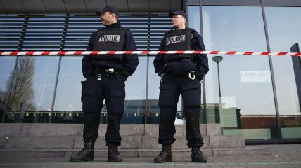 На місці трагедії працюють поліцейські, стрілок знешкоджений
