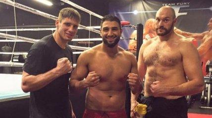 Следующий соперник Руденко высоко оценил украинскую школу бокса