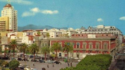 Подборка цветных фотографий Палермо 50-60-х годов