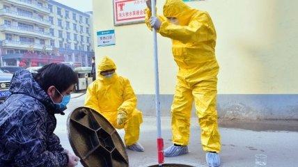 В Китае выдвинули новую версию распространения коронавируса