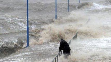 """Германия готовится к встрече с ураганом """"Зебине"""""""