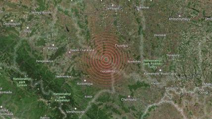 На Тернопольщине было два очага землетрясения