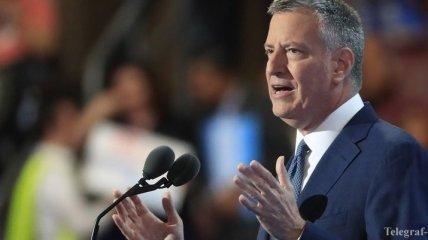 Мэр Нью-Йорка намерен  баллотироваться в президенты США