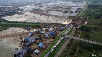 Количество жертв от сильных ливней в Японии достигло 209 человек