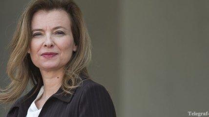 Валери Триервейлер вышла из госпиталя
