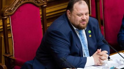 Руслан Стефанчук анонсировал законопроект о референдуме