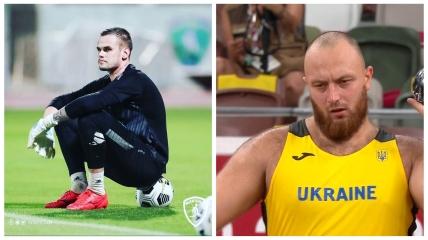 Максим Коваль - футболист и Максим Коваль - легкоатлет