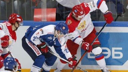 Хоккей: слова наставника Финляндии перед матчем с Россией