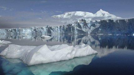 Тающий ледник в Антарктиде поднимет уровень мирового океана на два метра