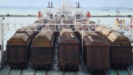 Украина и Турция развивают железнодорожно-паромное сообщение