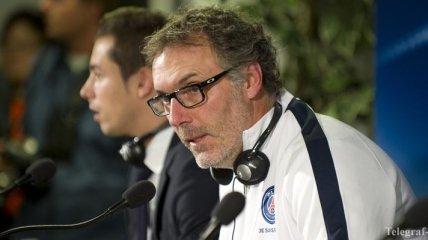 Блан: ПСЖ может обойтись даже без тренера