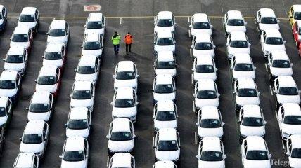 """Компания """"Volkswagen"""" отзовет более 33 тысяч автомобилей в Китае"""