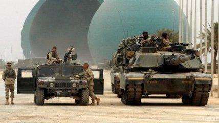 В Ираке убиты двое военнослужащих США