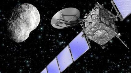 "Зонд ""Розетта"" достиг орбиты Юпитера"