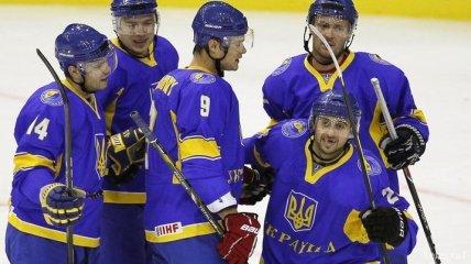 Хоккей: стали известны соперники сборной Украины в Дивизионе IB
